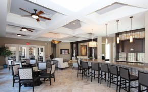 Solterra Resort Orlando Clubhouse Lounge